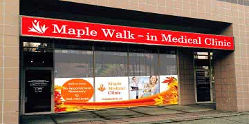 Maple Walk-In Medical Clinic image
