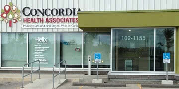 Picture of Concordia Health Associates Walk-in Clinic - Concordia Health Associates Walk-in Clinic