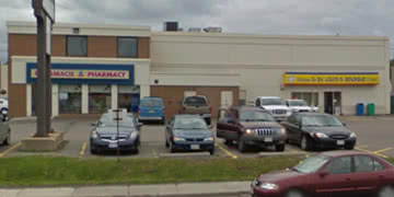 Picture of Dr Louis Bourque Clinic - Jean Coutu