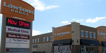 Picture of The Family Focus Medical Clinic - Baker Street - Lawtons Drugs