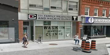 CDK Family Medicine and Walk In Clinic Princess St image