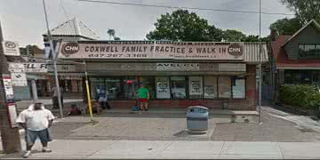 Coxwell Family Practice And Walk-In image