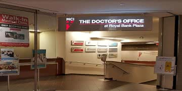 MCI - The Doctor's Office Royal Bank Plaza  image
