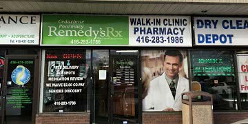 MD Connected Cedarbrae Walk-in Clinic and Pharmacy image