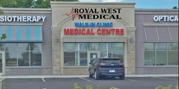 Royal West Medical image