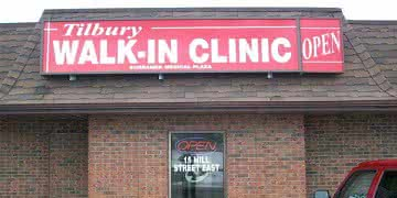 Tilbury Walk-In Clinic image