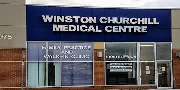 Winston Churchill Medical Centre image