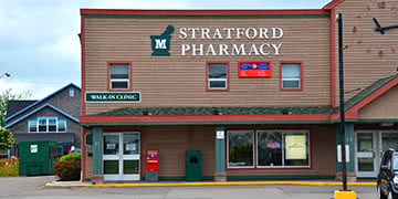 Picture of Stratford Walk-in Clinic - Murphy's Pharmacies