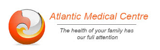 Atlantic Medical Centre logo
