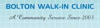 Bolton Walk-in Clinic logo