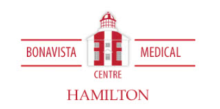 Bonavista Medical Clinic logo