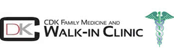 CDK Family Medicine and Walk In Clinic logo
