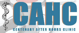 Centenary After Hours Clinic logo