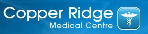 Copper Ridge Medical Centre logo