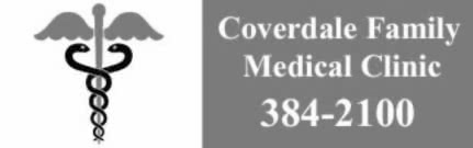 Coverdale Medical Clinic logo