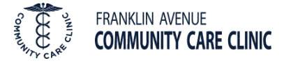 Franklin Avenue Community Care Clinic logo