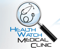 Health Watch Medical Clinic logo