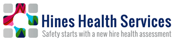 Hines Health Services logo