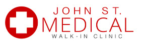 John Street Medical Walk-In Clinic logo