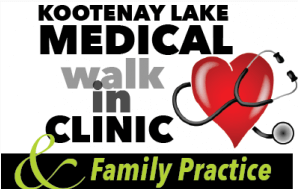 Kootenay Lake Medical Clinic logo