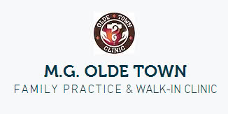 M G Olde Town Clinic logo