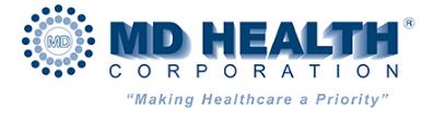 MD Health Walk In Clinics logo