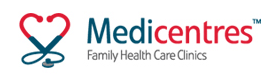 Medicentres logo