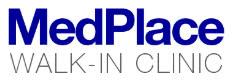 MedPlace Walk In Clinic logo