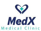 MedX Medical Clinic logo