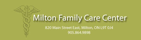 Milton Family Care Centre logo