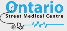 Ontario St Walk-in Clinic logo