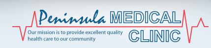Peninsula Medical Clinic logo