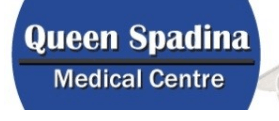 Queen and Spadina Medical Centre logo