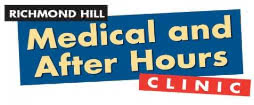 Richmond Hill Medical and After Hours Clinic logo
