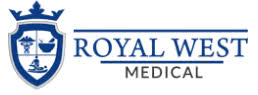 Royal West Medical logo