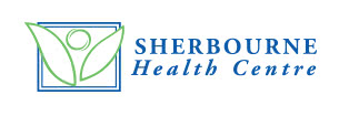 Sherbourne Health Centre logo