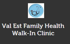 Val Est Medical Walk in Clinic logo