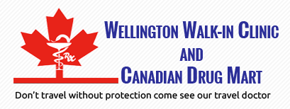 Wellington Walk-in Clinic logo