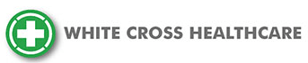 White Cross Health Care logo