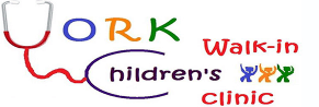 York Children Walk-In Clinic logo