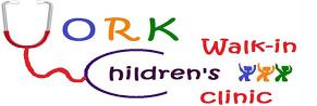 York Children Walk-In Clinic logo